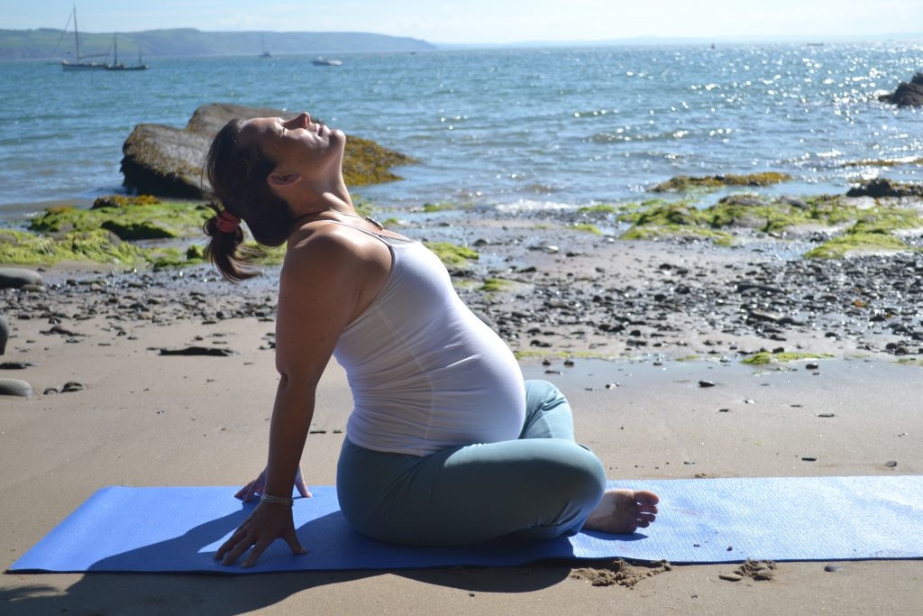 YOGA IN PEMBROKESHIRE